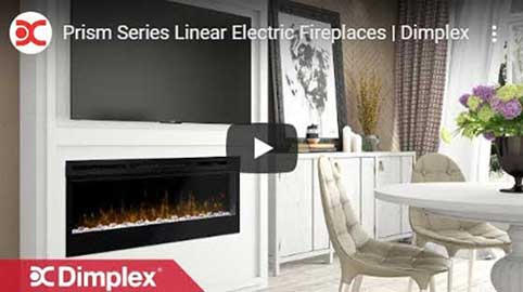 Dimplex Prism Electric Fireplace